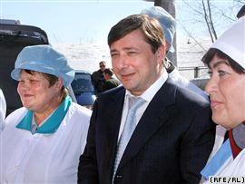 Экспресс-визит Хлопонина в Северную Осетию