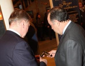 В Киеве болельщики поставили Валерию ГАЗЗАЕВУ «неуд», а он купил дорогой телефон