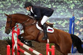 Владимир ТУГАНОВ остается в сотне лучших мастеров конкура в мире