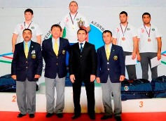 Хетаг ГОЗЮМОВ выиграл Кубок Азербайджана