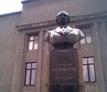 Памятник Георгию Димитрову получит во Владикавказе новую прописку