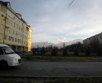 Летний декабрь во Владикавказе похож на бесконечность