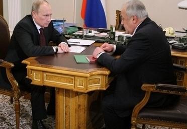 Владимир ПУТИН об итогах года в Северной Осетии: «…Очень скромненько»