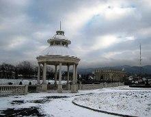 Прогулки по Владикавказу. Долгожданное подобие зимы