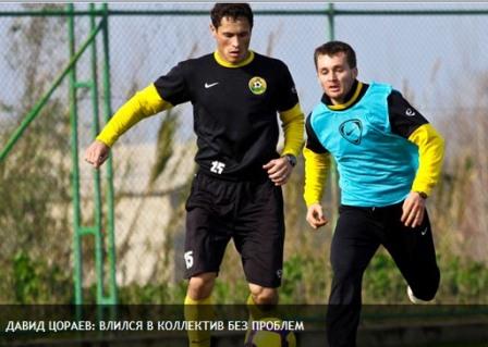Давид ЦОРАЕВ: «В Северной Осетии каждый тренер, работающий с мальчишками, вкладывает душу и сердце в своих воспитанников»