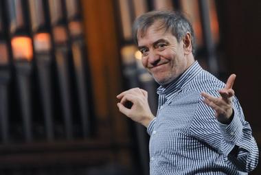 Валерий ГЕРГИЕВ: «По музыкальной части «детские тренеры» меня сначала забраковали»