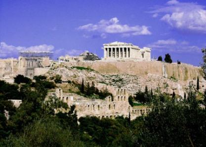 Греция в сполохах истории – нет ничего притягательнее
