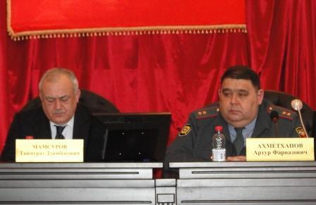 Мамсуров предъявил «иск» милиции Северной Осетии