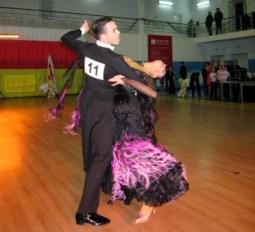 Танцуют все. Во Владикавказе стартовал Всероссийский турнир по танцам