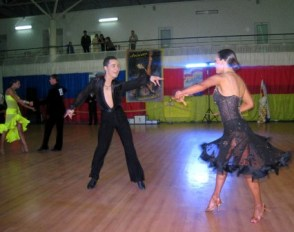 Артур АХМЕТХАНОВ: «Скоро мы будем гордиться нашими чемпионами по спортивным танцам»