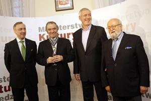 Валерий ГЕРГИЕВ награжден Золотой медалью «Глория Артис»