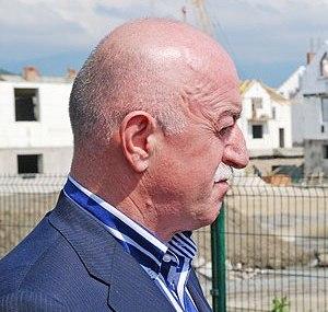 Глава «Олимпстроя» Таймураз БОЛЛОЕВ ушел в отставку