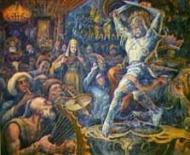 Древний осетинский эпос заговорил на английском