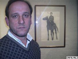 Посол доброй воли Игорь ТОГУЗAEВ