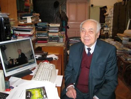 Михаил АЛКАЦЕВ, ученый, металлург, спортсмен, меломан