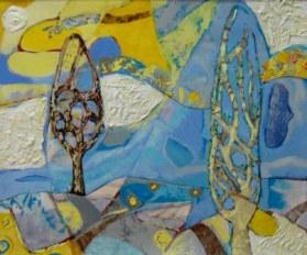 Картины Тимура АНДИЕВА, поколесив по Уралу и Сибири, доедут до Австрии