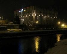 Прогулки по Владикавказу. Ночной Терек