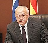Глава Северной Осетии Т.МАМСУРОВ: «В республике благоприятный инвестиционный климат»
