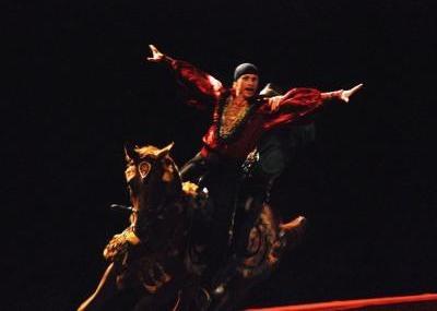 Братья МУЗАЕВЫ: «Цирк – это мир, который увлекает»