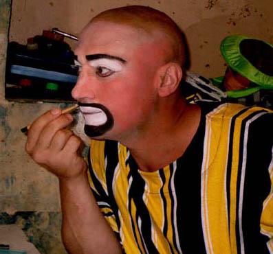 """Алан БУТАЕВ: """"Мне бы хотелось, чтобы люди воспринимали цирк как искусство, а не как площадной балаган""""."""