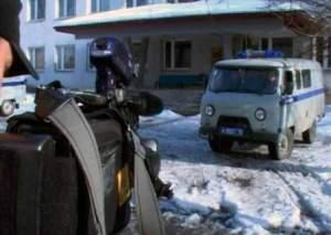 Работа главной телестудии Северной Осетии была парализована из-за угрозы теракта