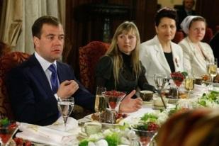 Альбина ДЗОБЛАЕВА: «Поначалу думала, что встреча с Президентом – это розыгрыш»