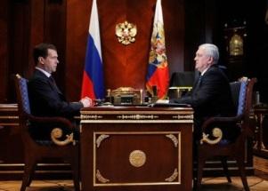 Дмитрий МЕДВЕДЕВ: «…Судьба каждого бандита на Кавказе – в его собственных руках»