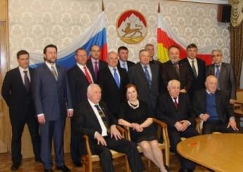 Постпреды Северного Кавказа обсудили в Москве межнациональное взаимодействие
