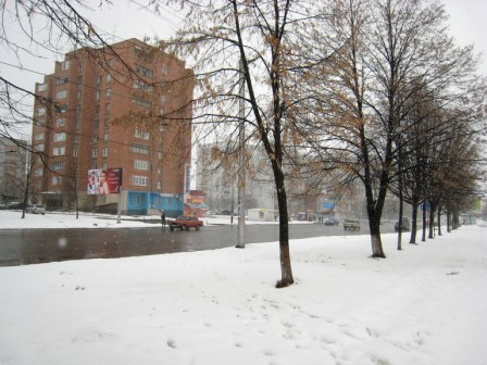 В декабре было лето, а в марте – зима