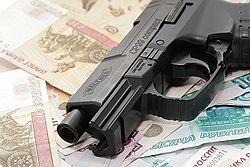 Банк Москвы ограбили как-то по-свойски