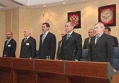 Ингушский судья дошел до Верховного суда РФ