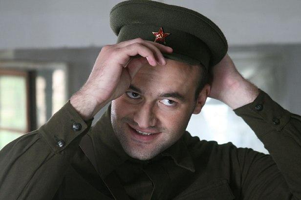 """Фотопробы фильма """"Московский дворик""""."""