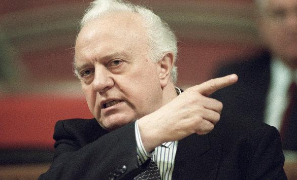Эдуард ШЕВАРДНАДЗЕ: «Лидеры СССР сделали все, чтобы разрушить Союз»