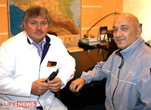 Слепой слесарь из Северной Осетии обрел зрение