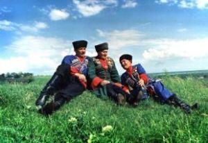 Из истории Притеречного казачьего района Северной Осетии