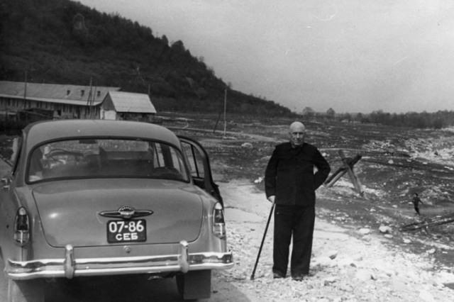 Всю свою жизнь, когда была возможность и хватало сил, Борис АЛБОРОВ проводил в различных уголках Осетии.
