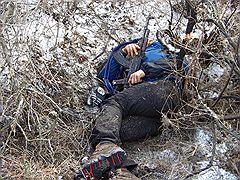 Дагестанская полиция попала в засаду