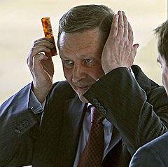 Сергей Иванов проверил дорогу в ВТО