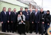Спортивная делегация России в Южной Осетии – фоторепортаж