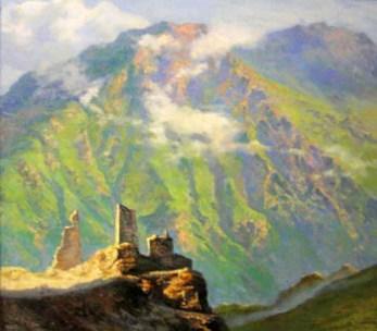 Незримое спокойствие горной Алании
