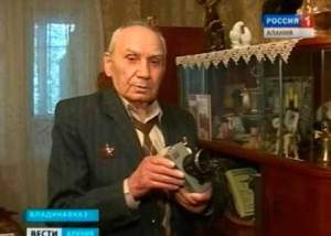 В судьбе ветерана Владимира ГУРЕВИЧА телевидение сыграло большую роль
