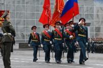 фото парада во владикавказе 2011