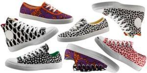 Составляющие спортивной обуви
