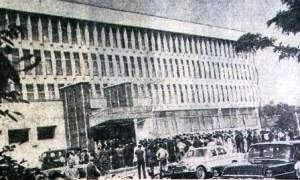 Прогулки по истории Владикавказа: новое здание республиканской библиотеки