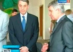 В Северную Осетию прибыл министр культуры России Александр АВДЕЕВ