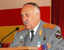 Генерал-майор СИКОЕВ возглавит в Осетии борьбу на поясах