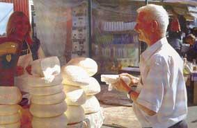 Осетинский сыр требует тепла души сыродела