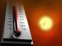 Первый день июля во Владикавказе принес температурный рекорд