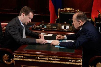 Дмитрий МЕДВЕДЕВ: «Одними силовыми методами порядок не навести»