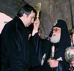 Грузия отделилась от церкви